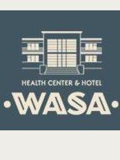 Wasa Health Center and Hotel - Eha Street 2, Pärnu, 80010,