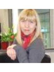 Miss Triinu Rohtsaar -  at IluSalong Fresh Tallinnas