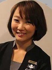 Ms Ashley -  at Eslim Beauty Bukit Tinggi Klang
