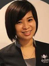Ms Cindy -  at Eslim Beauty Bukit Tinggi Klang