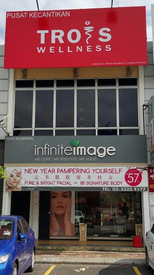 Infinite Image Beauty Bukit Tinggi Klang