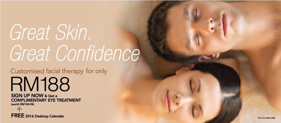 Men Skin Centres - The Intermark