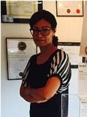 Ms Nadia Sharifi -  at Mermaid Health and Beauty Clinic