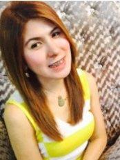 Ms Aura Ruz Abad -  at The Aura Ruz Medical Spa-Timog