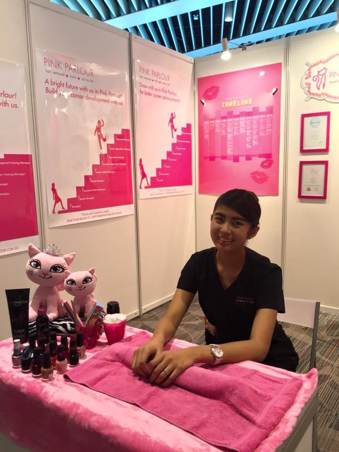 Pink Parlour - Orchard Central