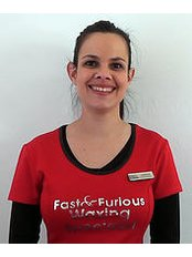 Ms Candice Brokensha -  at Fast and Furious Waxing Specialists - Cape Town
