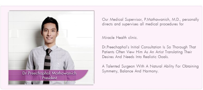 Miracle Health Clinic - Chiang Mai