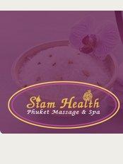 Siam Health Phuket Massage And Spa - 74 Thaweewong Road Road Patong Beach, Phuket, 83150,