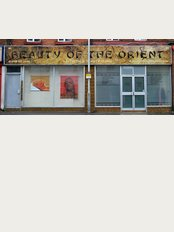 Beauty of the Orient - 87-89, Kings Road, Reading, Berkshire,