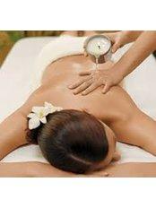 Candle Massage - Back, Neck and Shoulder Massage - Body Care Beauty Salon & Hair Works