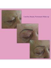 Semi-Permanent Makeup - Carefree Beauty Studio