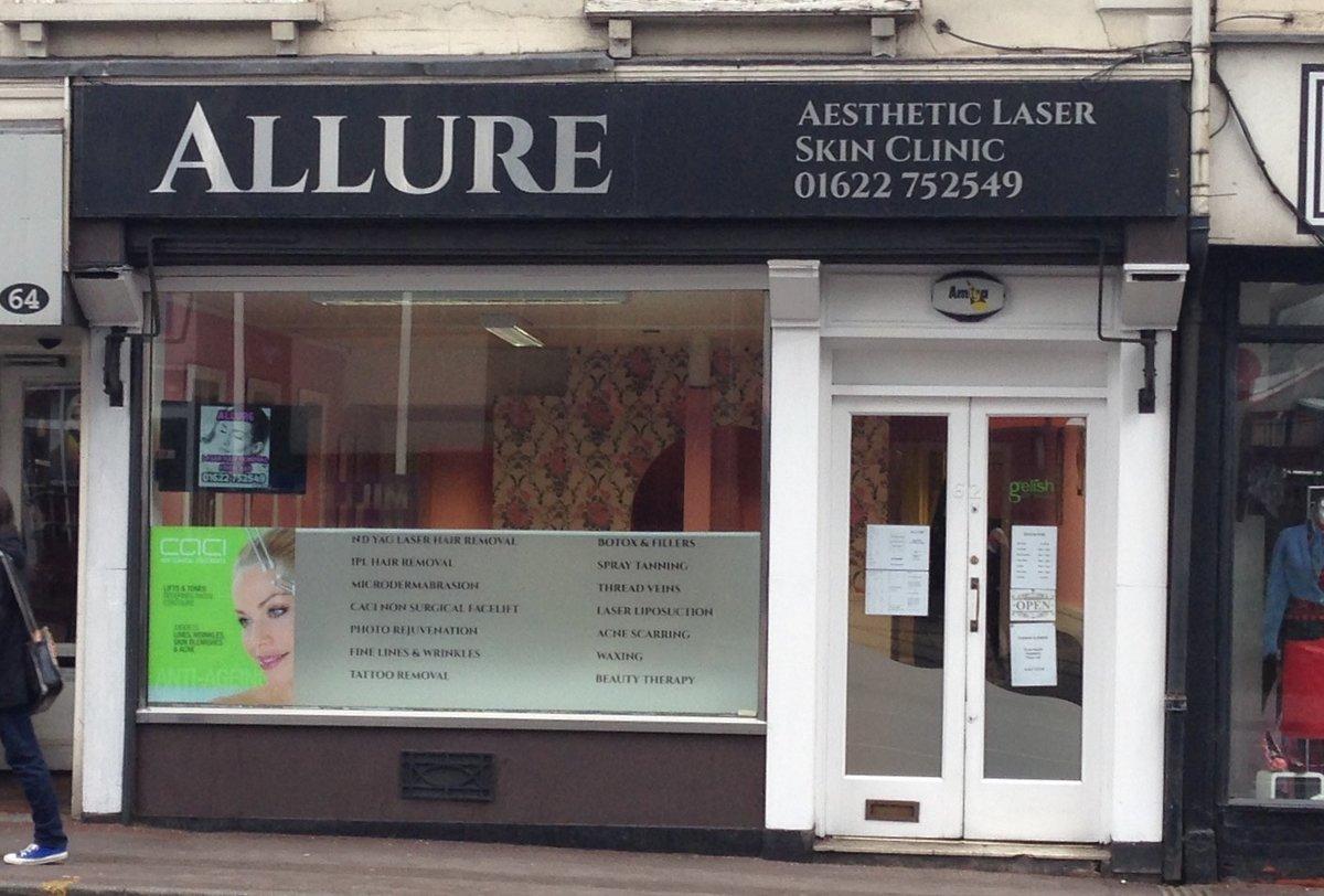 Hair Salon Shop Front Design