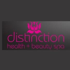Distinction Health and Beauty Spa - Marriott Hotel