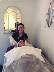 Mrs Natasha Hall -  at Enhance Beauty Laser and Nails