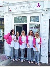 Cosmedics Skin UK ltd - 6A The Crescent, Woldingham, Surrey, CR3 7DB,