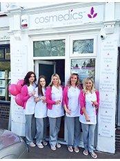 Cosmedics Skin UK ltd - 6A The Crescent, Woldingham, Surrey, CR3 7DB,  0