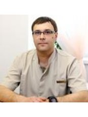Dr Andrey Pasechnik - Surgeon at Water and Health Center Termi - Pridneprovsk