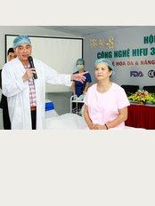 SSLAB Beauty and Clinic - Địa chỉ: Tầng 4 - Toà 25T2, Hoàng Đạo Thúy Cầu Giấy, Hà Nội, 100000b,