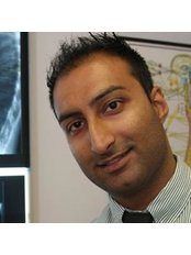 Dr Billy Khan -  at Live Well Chiropractic