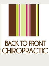 Back To Front Chiropractic - Unit 4, 32-36 Hampton St, East Brisbane, QLD, 4169,