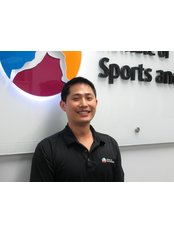 Mr David Hsu -  at Institute of Sports and Spines