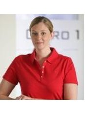 Nadine Spasm -  at American Chiropractic , Osteopathy and Sports Medicine in Munich.