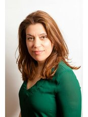 Osteopath - Veronica Endevini - BSc (Hons) - Practice Therapist at Trinity Chiropractic and Natural Health Centre