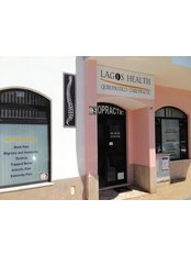 Lagos Health Chiropractic Clinic - Our clinic in Lagos viewed from the outside