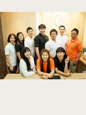 Create Wellness Center - Seoul - 서울 특별시 용산구 737-37 한남동, 한남빌딩 1층, Seoul, 04349,