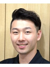 Mr Don Lee - Physiotherapist at Create Wellness Center - Seoul