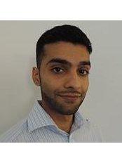 Dr Kamar Rashid -  at Alba Chiropractic Clinic - Warrington