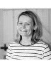 Miss Gitte Steffensen -  at Back In Motion Chiropractic Clinic