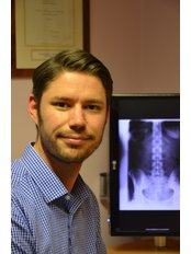 Dr Dicken Read - Doctor at Chelmsford Chiropractic Clinic