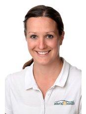 Miss Natalie Pettitt - Practice Therapist at Attend 2 Health