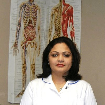 Ms Mayoori Patel