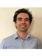 Dr Chris Julian - Practice Director at Greenwich Chiropractic