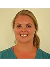 Dr Carly Richardson -  at Greenwich Chiropractic