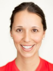 Miss Marta  Dias de Oliveira - Physiotherapist at Sayer Back & Neck Pain Clinic - London W1