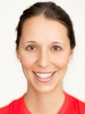 Marta Dias De Oliveira - Physiotherapist - Sayer Chiropractors & Physiotherapy City EC2