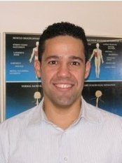 Arthur Tovar - Doctor at Oxford Chiropractic Clinic