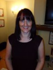 Ms Tracey Williams - Practice Manager at Lichfield Chiropractic Clinic