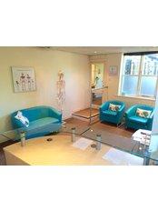 Wilkinson Chiropractic - Reception area