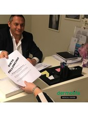 Dr Gianmarco Serafini - Doctor at Dermolife