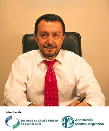 Dr. Edgar Samaniego Cisnero - Buenos Aires