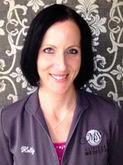 Ms Holly Chapman - Receptionist at Clinique Medispa