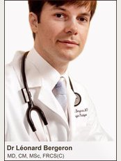 Dr Leonard Bergeron - Dr Leonard Bergeron