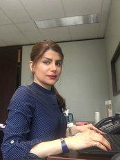 Mrs Lida Khatibzadeh -  at Dr. Teanoosh Zadeh-Westmount