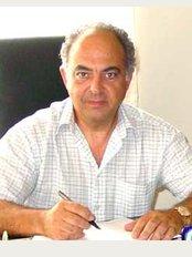 Dr. Lefteris Demetriou Plastic Surgery - Larnaca Hospital Timios Stavros (Holy Cross) - 17, R.Santi Rd., Larnaca, 6052,
