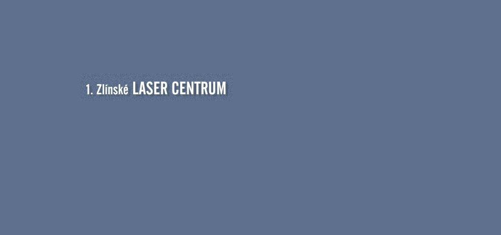 Centrum laserové kosmetiky - Jičín