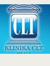 Klinika CLT - Císařské lázně 3. patro, Laubeho náměstí 2, Teplice, 415 01,
